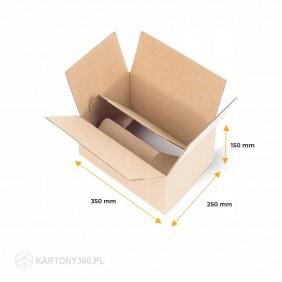 Automatyczny karton 350x250x150 Paleta - 1080 szt.
