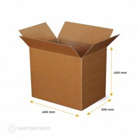 Karton klapowy 400x400x150 Paleta - 740 szt.