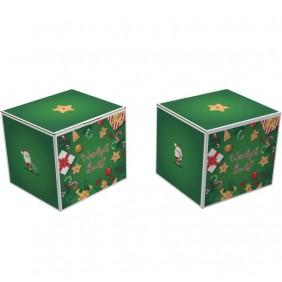 Karton świąteczny duży  280x255x260.50 - Zestaw 100 szt.